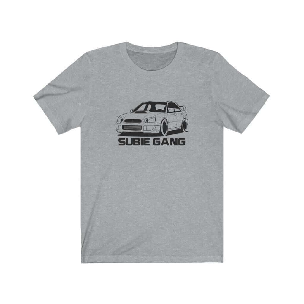Subie Gang - Car T-Shirt