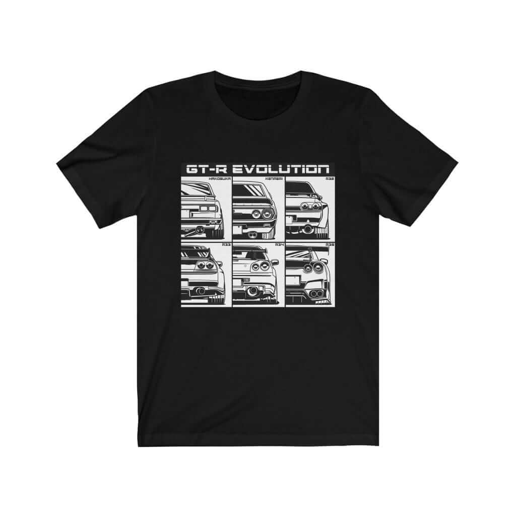 GT R Evolution - Car T-Shirt