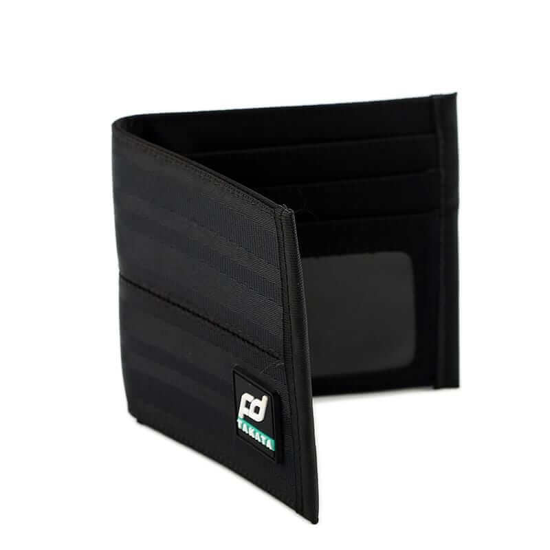 Racing FD Car Wallet - Black