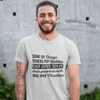 "a petrolhead is wearing ""car guys problems"" car t-shirt made for car guys, JDM t-shirt, a cool t-shirt made for drifters and car lovers, funny car t-shirt, muscle car guys, made in the USA, excellent quality print, free shipping, sale 40% off,  car enthusiasts love it, athletic heather color"