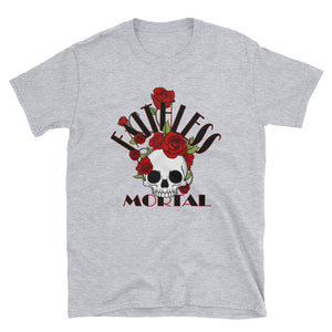BONES N ROSES T-Shirt - Faithless Mortal Clothing