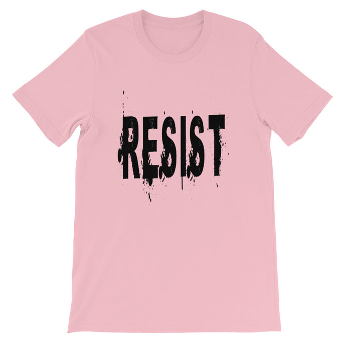 RESIST T-Shirt - Faithless Mortal Clothing