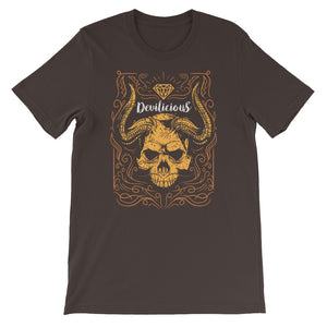 DEVILICIOUS T-Shirt - Faithless Mortal Clothing