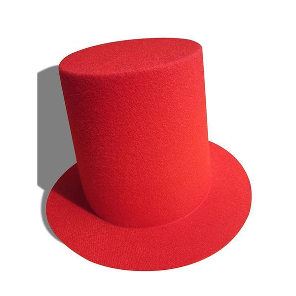 20-Pack Hat Drag Circus (Red or Black) Red Hat