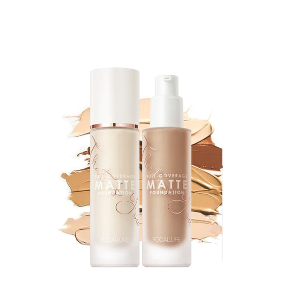 Full Coverage Extra Matte Foundation (20 Colors)