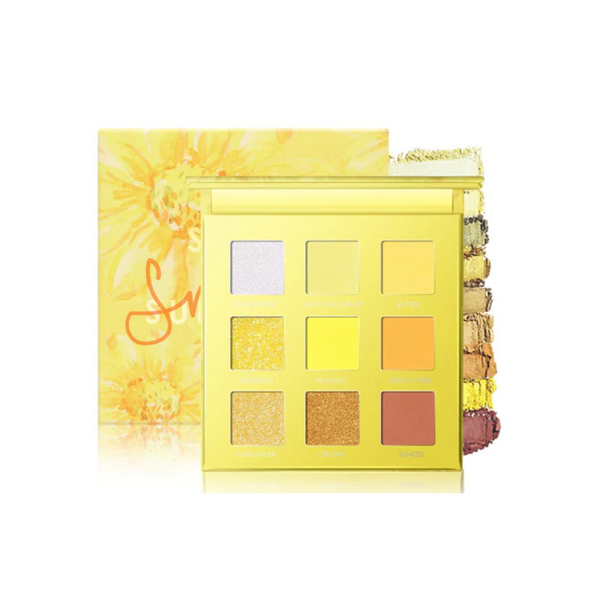 Smile Eyeshadow Palette (9 Shades)