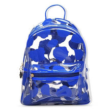 Load image into Gallery viewer, Backpack Drag Candela (4 Colors) Royal blue Backpack