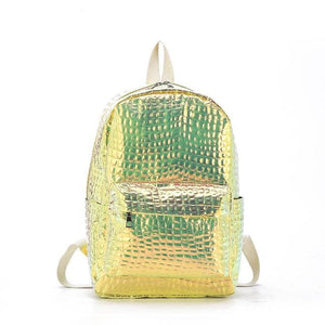 Backpack Drag Lorna (3 Colors) Light Gold Backpack