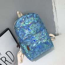 Load image into Gallery viewer, Backpack Drag Shirelle Blue Backpack