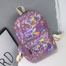 Load image into Gallery viewer, Backpack Drag Shirelle Pink Backpack