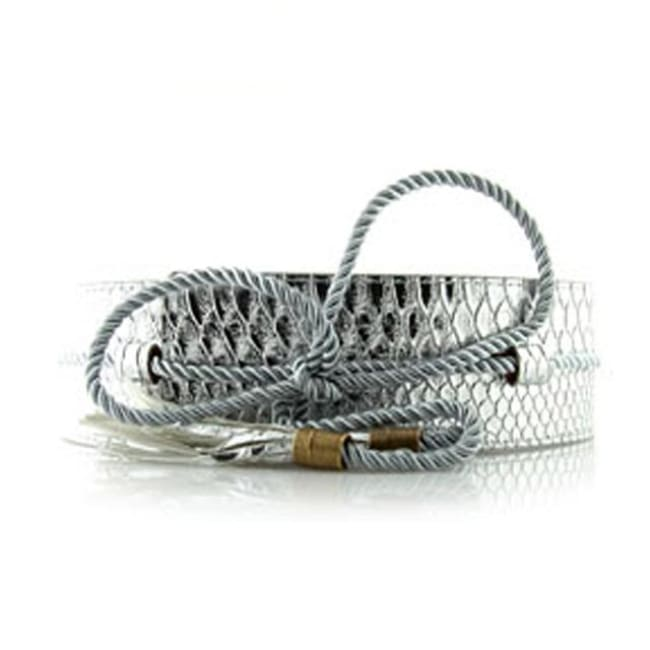 Belt Queen Elizabeth (4 Colors) Silvery Belt