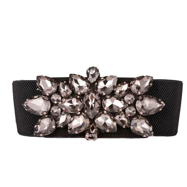 Belt Queen Flakes (2 Colors) Black Belt