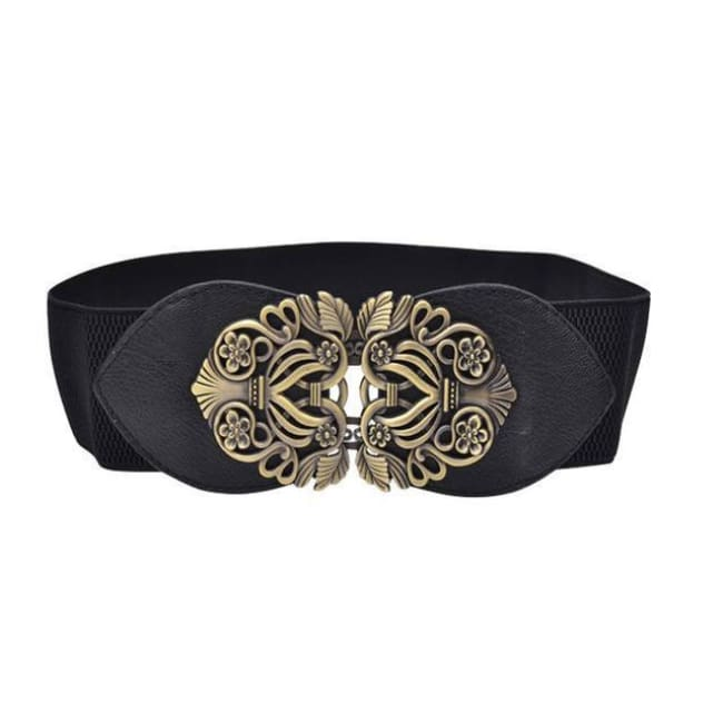 Belt Queen Jane (4 Colors) Black Belt