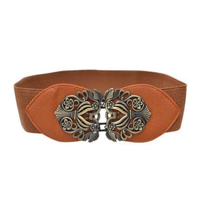 Belt Queen Jane (4 Colors) Brown Belt