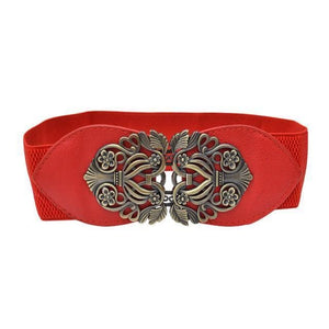 Belt Queen Jane (4 Colors) Red Belt