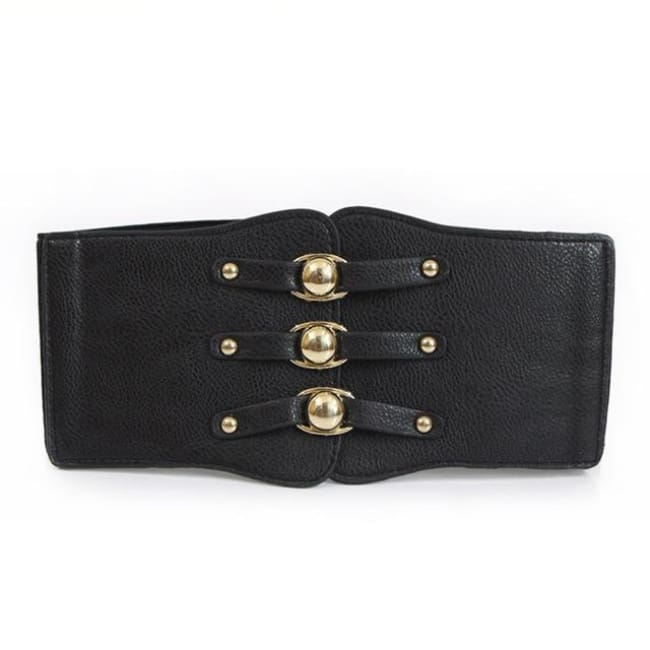 Belt Queen Jetsun (4 Colors) Black Belt