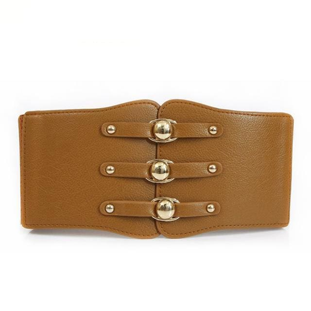 Belt Queen Jetsun (4 Colors) Brown Belt
