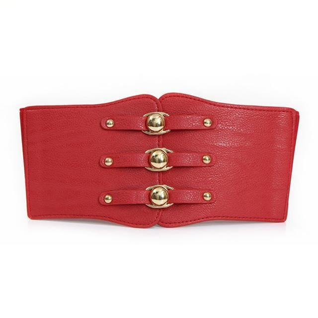 Belt Queen Jetsun (4 Colors) Red Belt