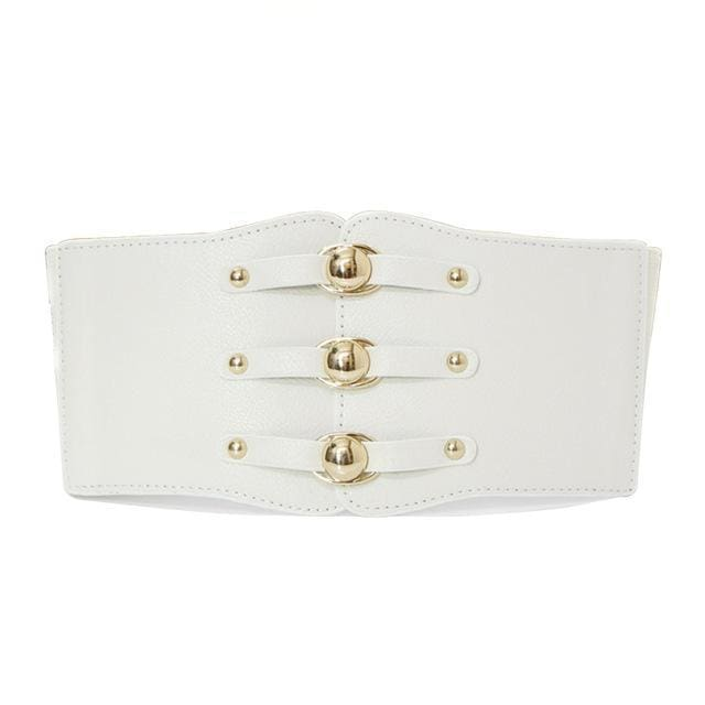 Belt Queen Jetsun (4 Colors) White Belt