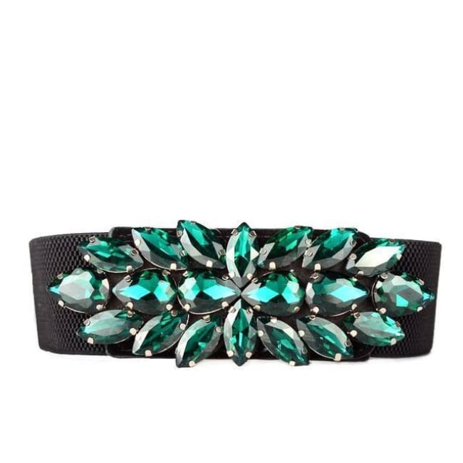 Belt Queen Linsey (4 Colors) Green Belt