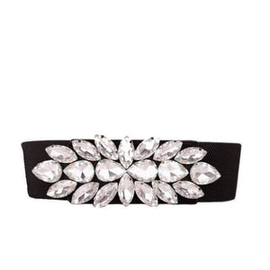 Belt Queen Linsey (4 Colors) White Belt