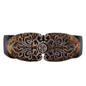 Belt Queen Rania (4 Colors) Leopard Belt