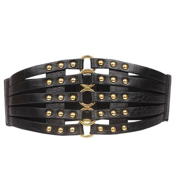 Belt Queen Theodora (4 Colors) Black Belt