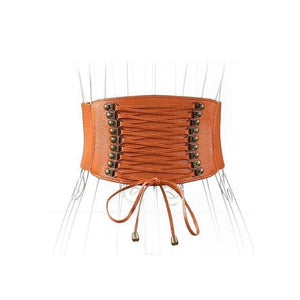 Belt Queen Xaima (4 Colors) Brown Belt