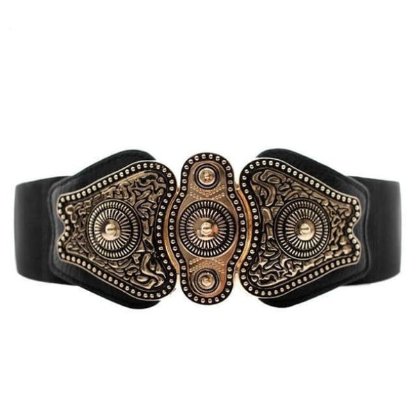 Belt Queen Yakarta (2 Colors) Black Belt