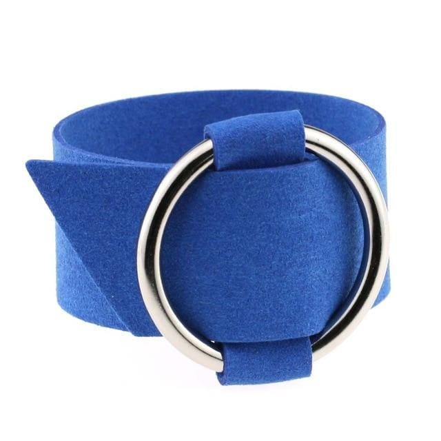 Bracelet Drag Cacharel (15 Colors) Blue Bracelet