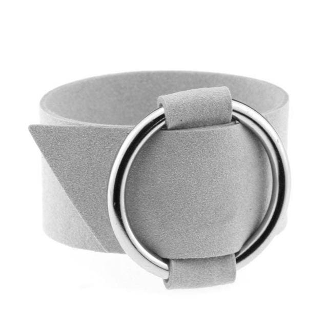 Bracelet Drag Cacharel (15 Colors) Gray Bracelet