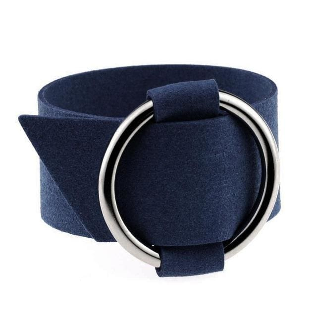 Bracelet Drag Cacharel (15 Colors) Navy Blue Bracelet