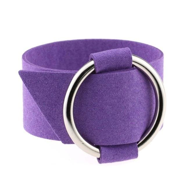 Bracelet Drag Cacharel (15 Colors) Purple Bracelet