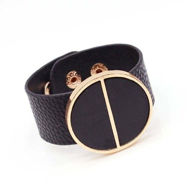 Bracelet Drag Gucci (5 Colors) Full Black Bracelet