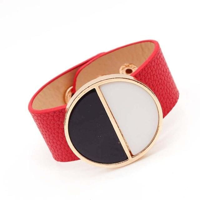 Bracelet Drag Gucci (5 Colors) Red Bracelet