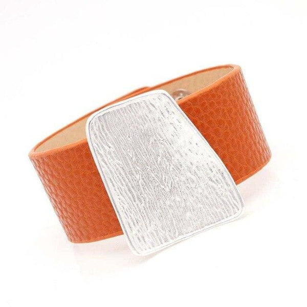 Bracelet Drag Iceland (5 Colors) Orange Bracelet