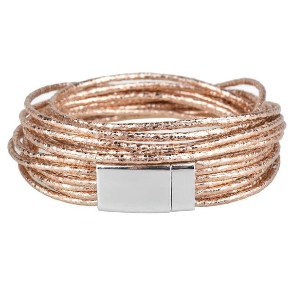 Bracelet Drag Noodles (4 Colors) Golden Bracelet