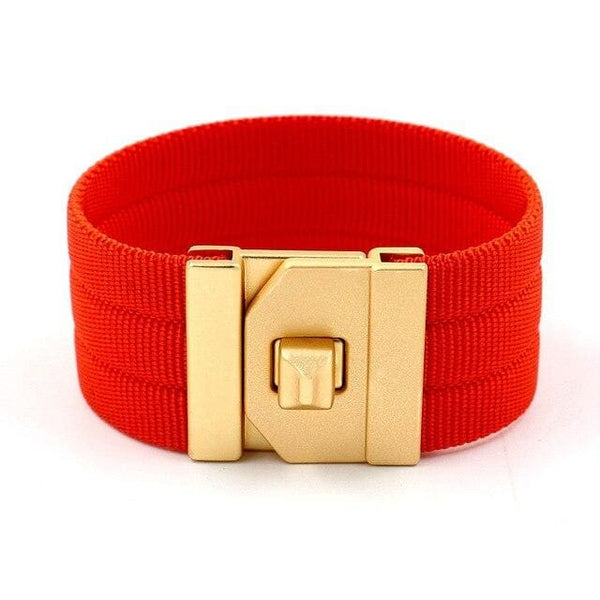 Bracelet Drag Verino (6 Colors) Red Bracelet