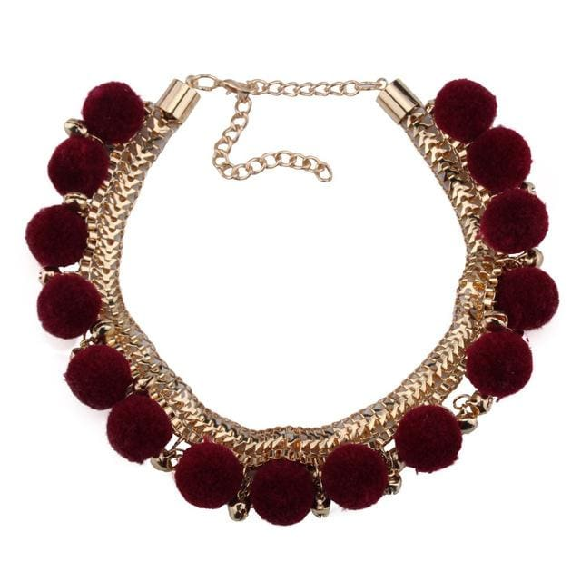 Choker Drag Kazan (3 Colors) Red Choker