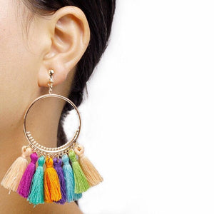 Clip Earrings Drag Honolulu Earrings