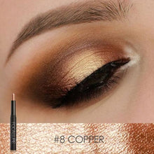 Load image into Gallery viewer, Creamy Eyeshadow Pencil (Multiple Colors) 8 Eyeshadow