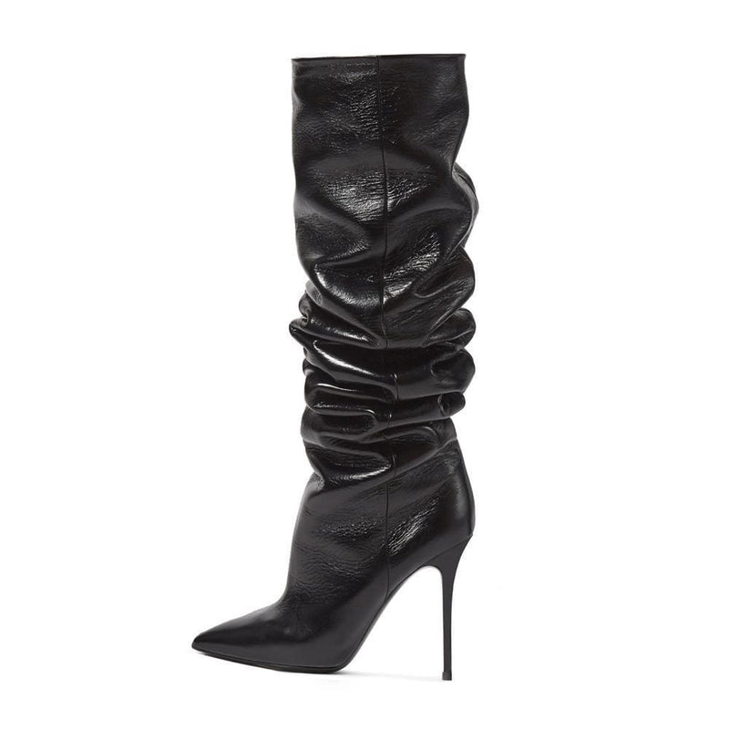 Drag Boots Houston (3 Colors) Black / 4 Boots
