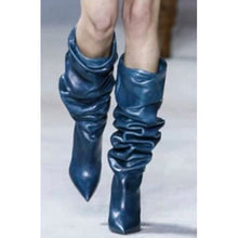 Load image into Gallery viewer, Drag Boots Houston (3 Colors) Blue / 4 Boots