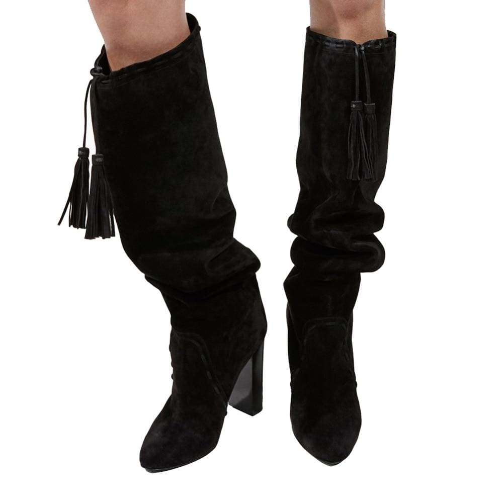 7837c7d6a1f Drag Boots Kacey (Brown or Black) – The Drag Queen Closet