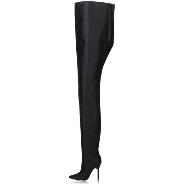 Drag Boots Montrese (3 Colors) Black / 4 Boots