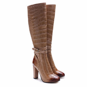 Drag Boots Python Boots