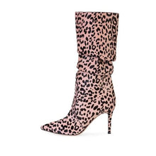 Load image into Gallery viewer, Drag Boots Safari (3 Colors) Pink / 4 Boots