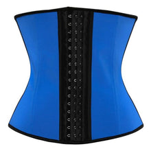Load image into Gallery viewer, Drag Corset Dory (7 Colors) Blue / XXL Corset