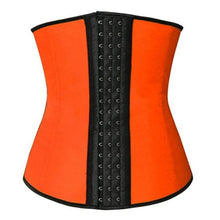Load image into Gallery viewer, Drag Corset Dory (7 Colors) Orange / XXL Corset