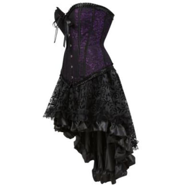 Drag Corset Dress Crisalide (Multiple Colors) Corset Dress